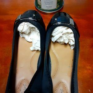 Dexflex Comfort Patten Leather Shoes